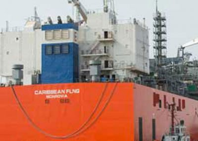 Carribean FLNG – Colombia