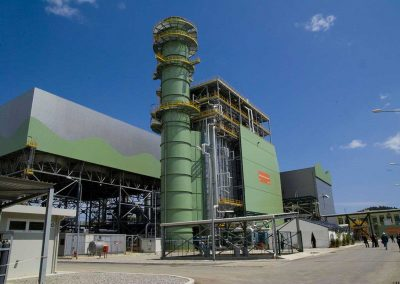 Centrale Turbogas – Scandale (CS)